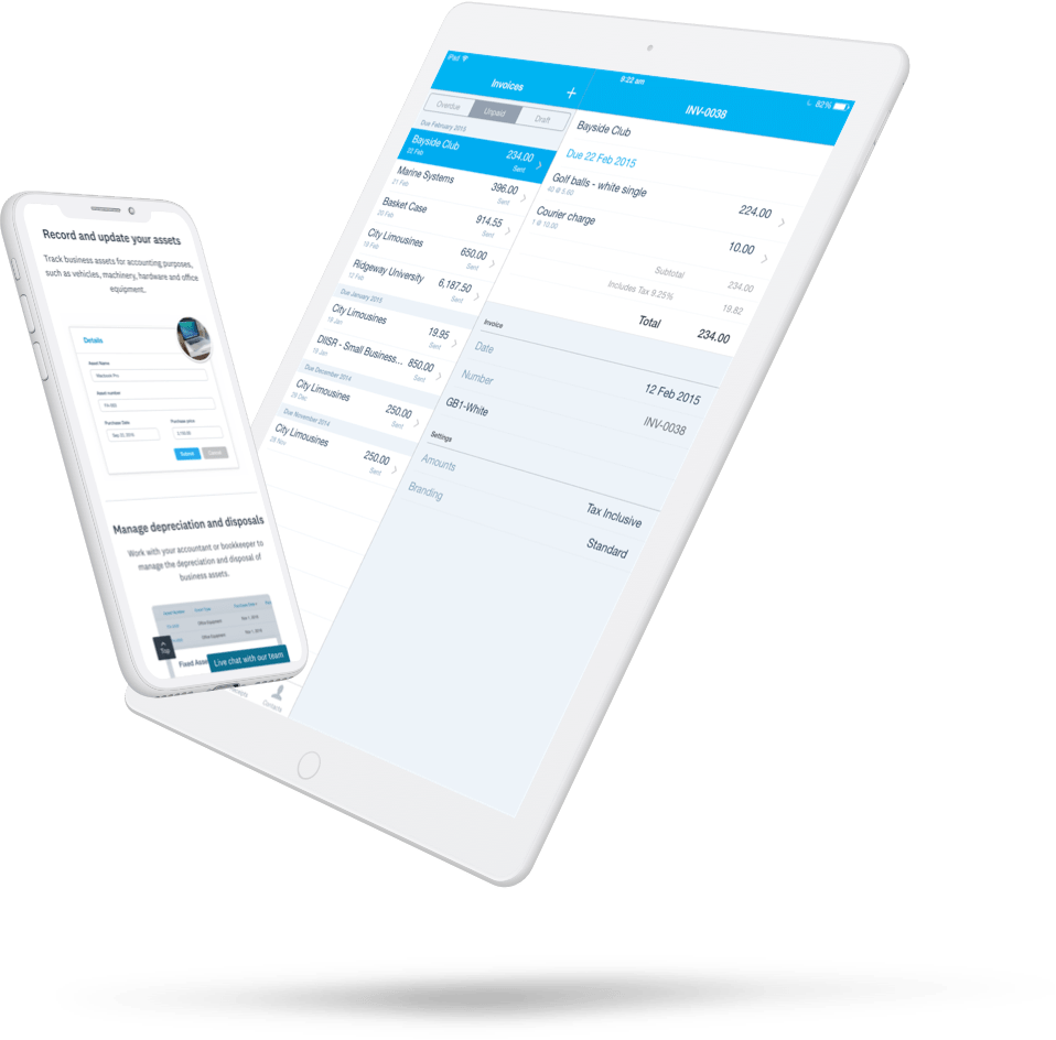 Xero - Accounting