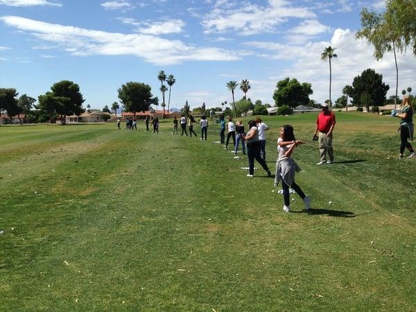 golf participation trends