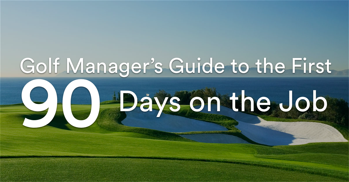 golf manager guide