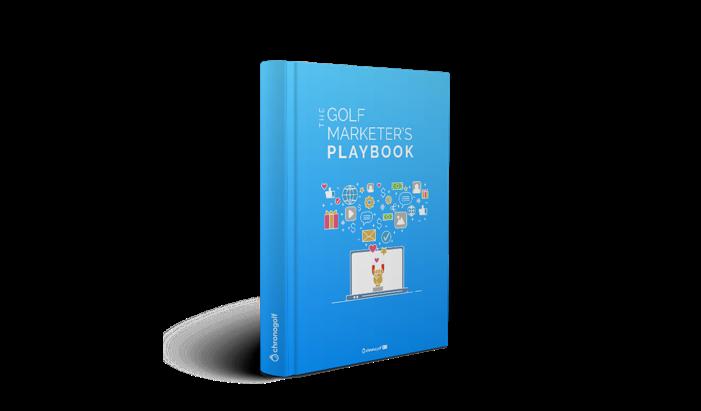 golf marketers playbook