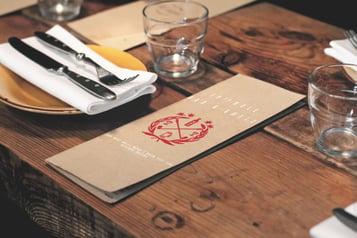 golf restaurant menu ideas