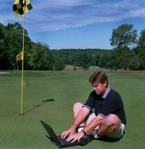 golf shop business plan