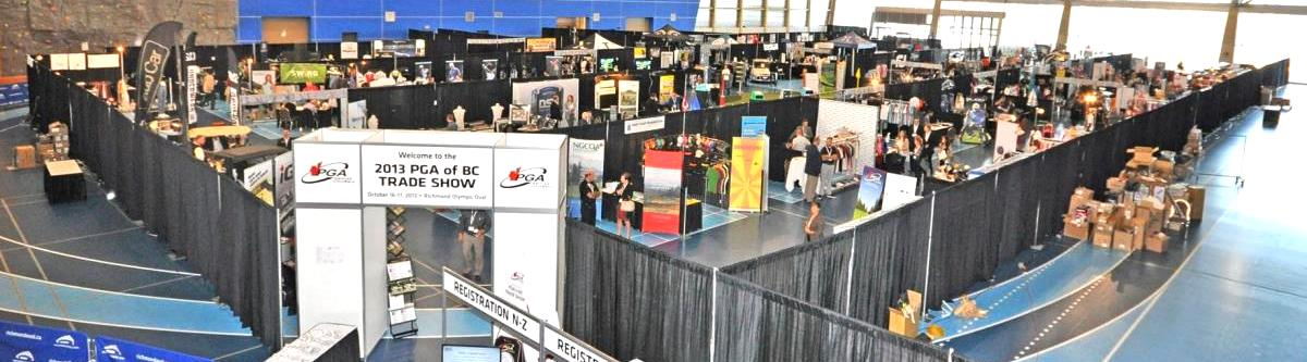 PGA of BC buying trade show