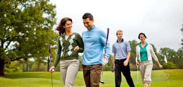 getting women to golf