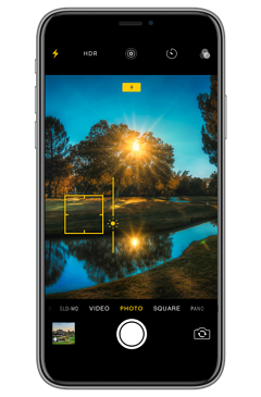 golf course photography guide