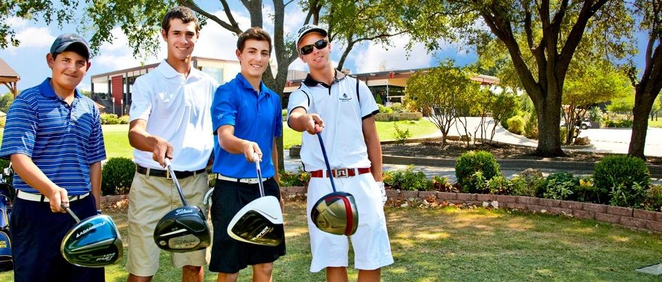 millennial golfers