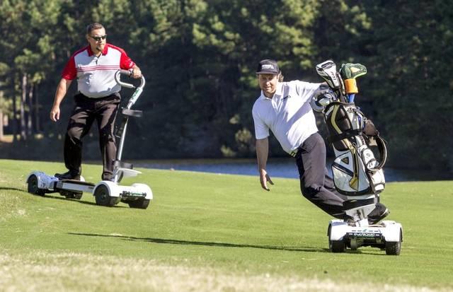 millennials and golf