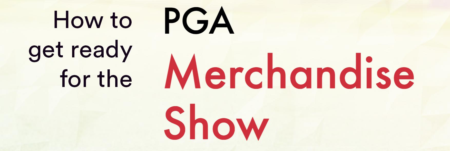 pga trade show