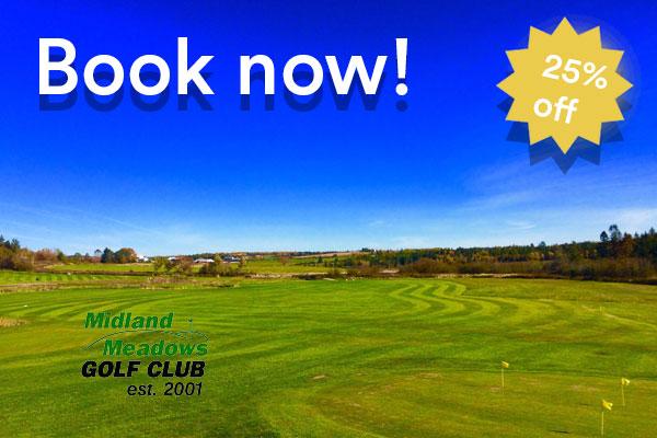 midland meadows golf club chronogolf blog deal moncton area