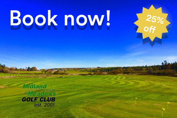 midland meadows golf club chronogolf blog deal moncton area