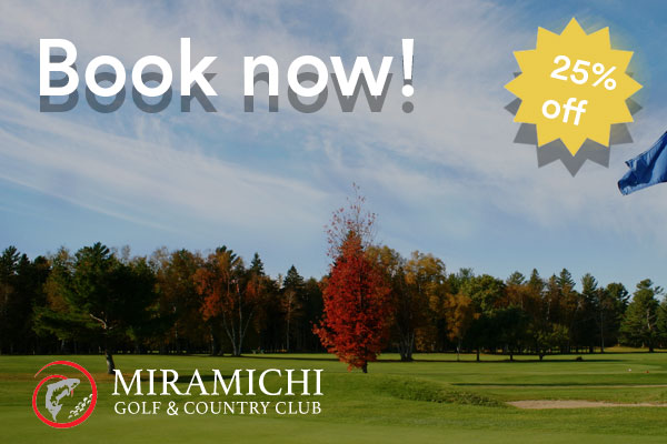 miramichi golf and country club chronogolf blog deal moncton area