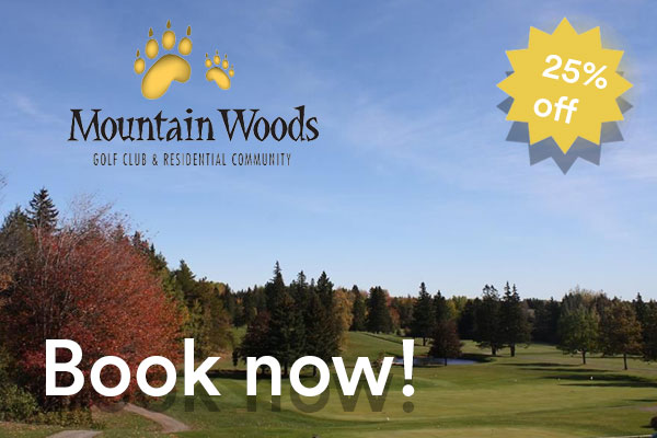 mountain woods golf club chronogolf blog deal moncton area