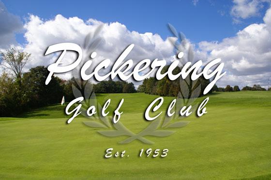 pickering golf course gta
