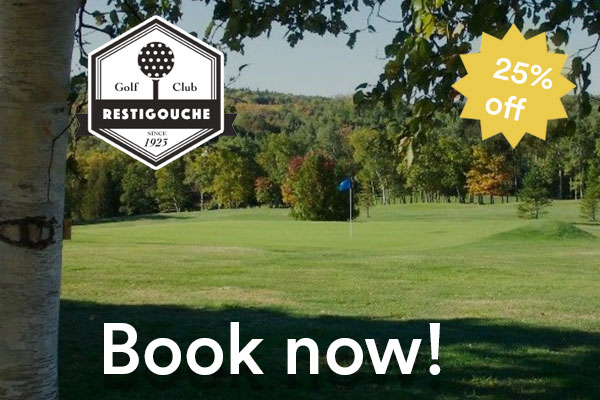 restigouche golf club chronogolf blog deal moncton area