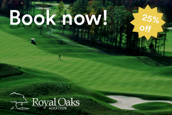 royal oaks golf club chronogolf blog deal moncton area