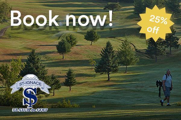 club de golf st ignace chronogolf blog deal moncton area