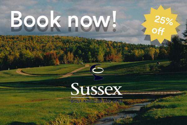 sussex golf and country club chronogolf blog deal moncton area