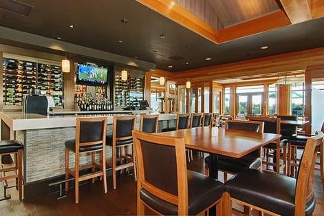 golf course restaurant marketing