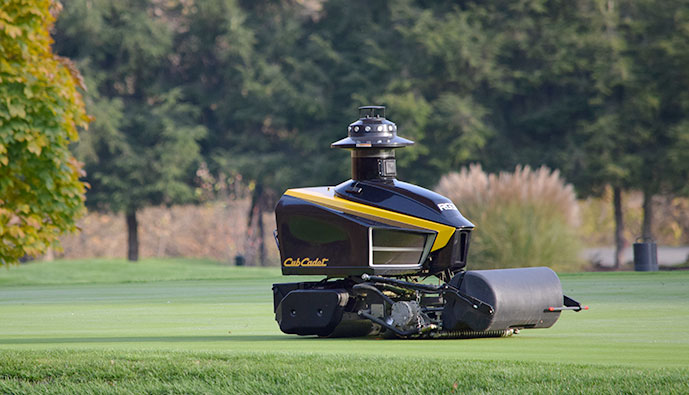 golf course automation
