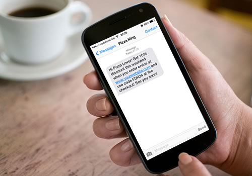 phone text message marketing
