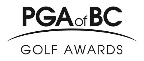 pga of bc golf awards