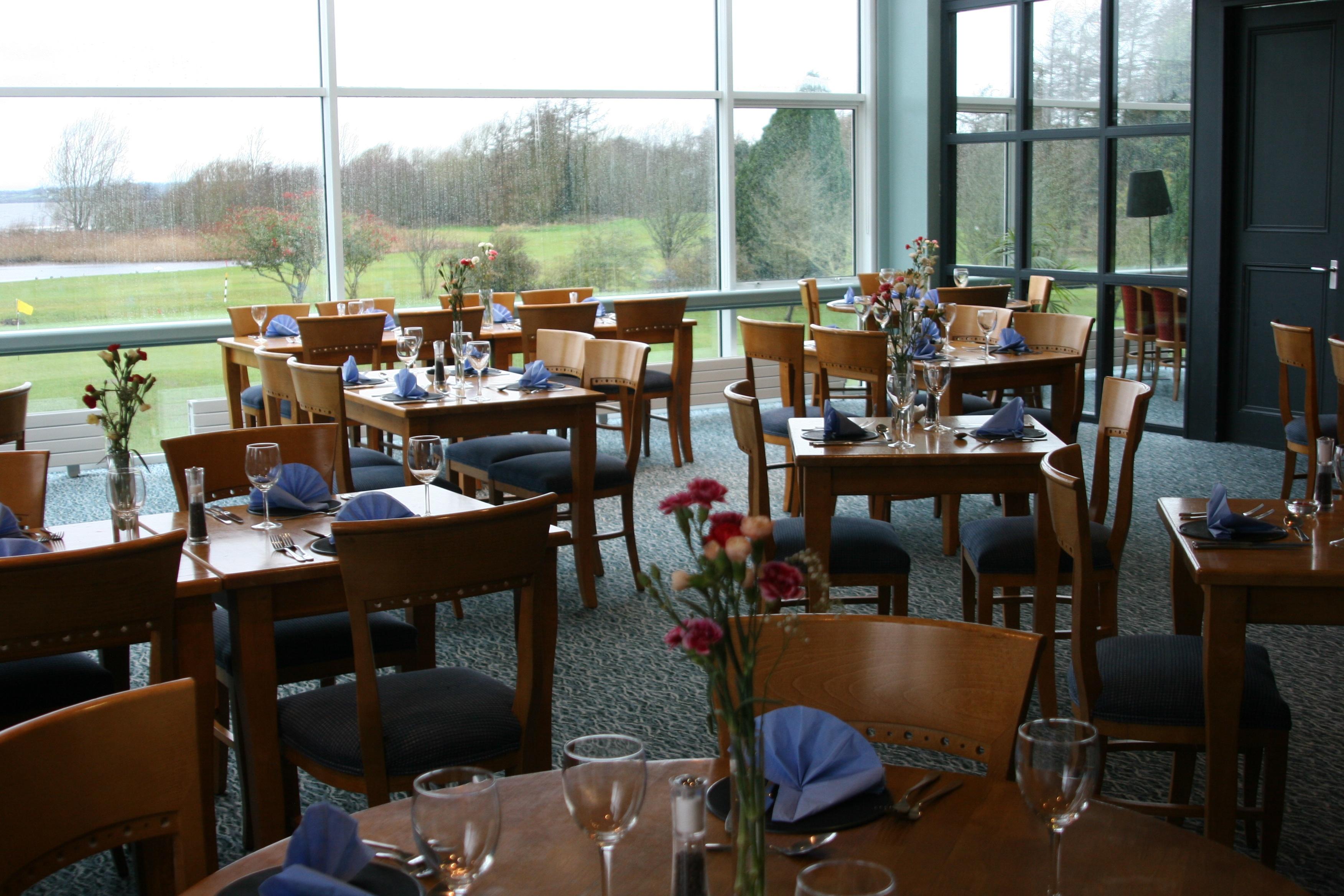 golf course restaurant menu ideas