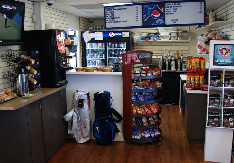 golf course snack bar trends