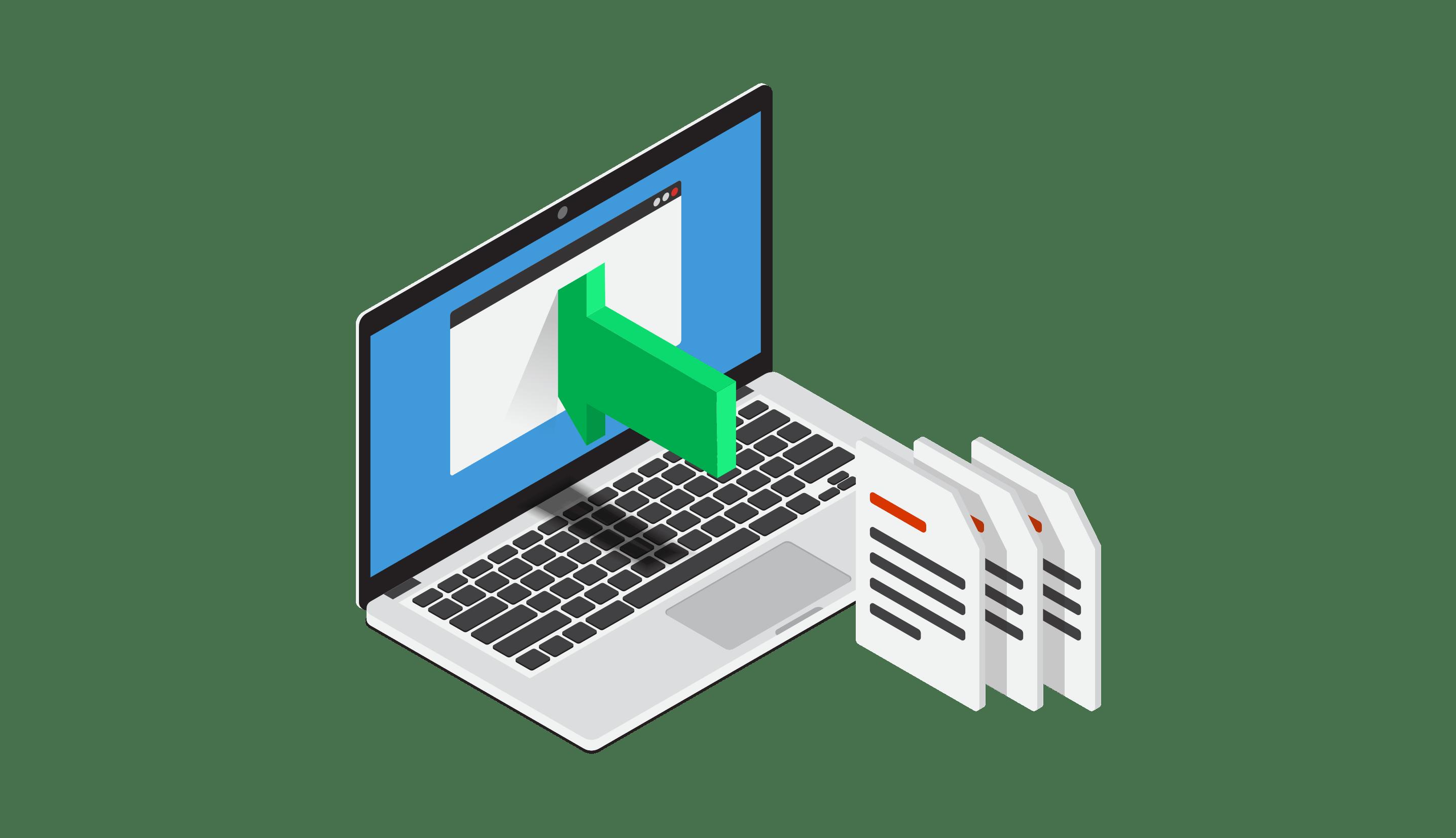 import-data-illustration