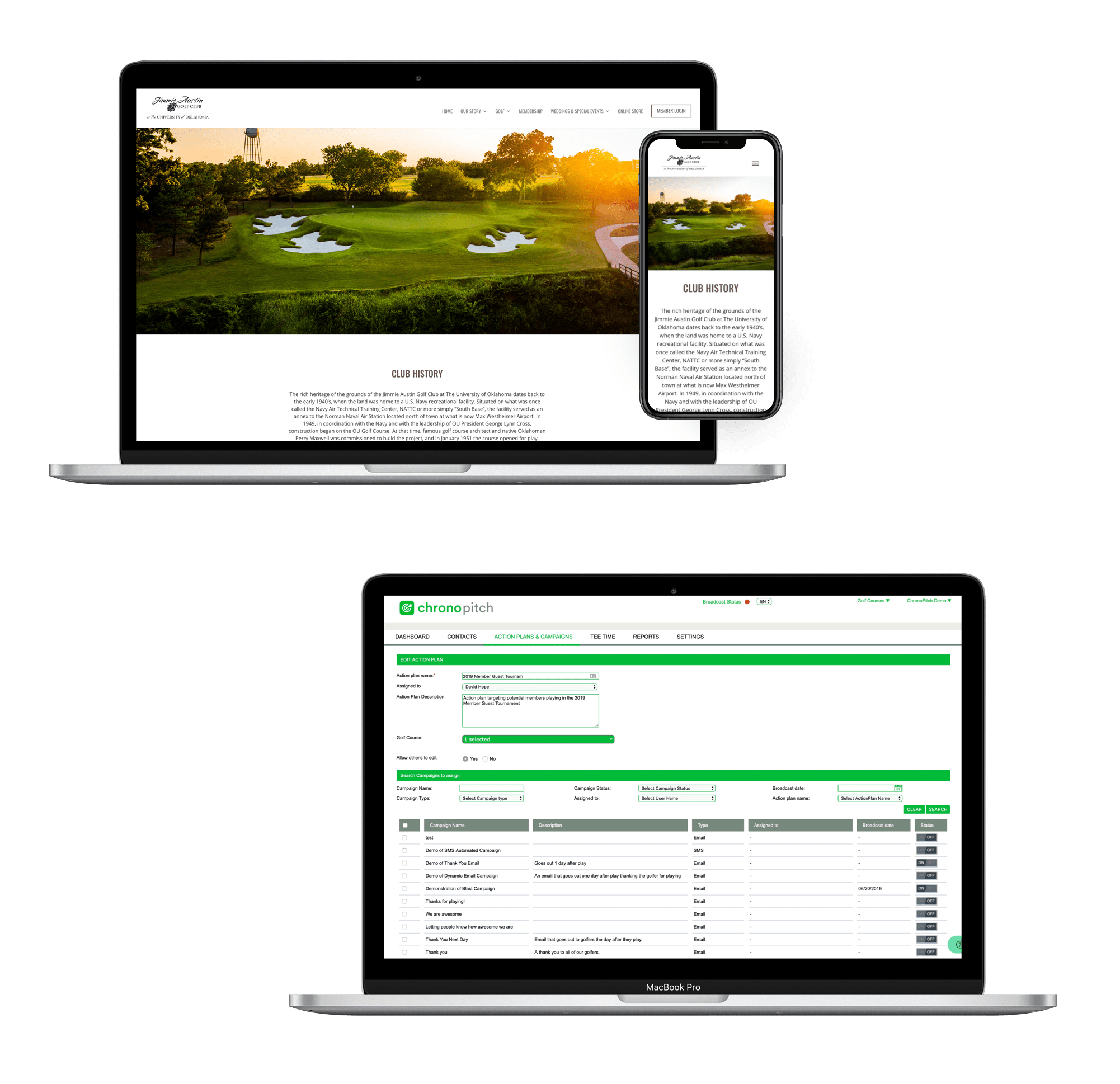 How Trillium Wood Golf Club found success in Chronogolf by Lightspeed's modularity