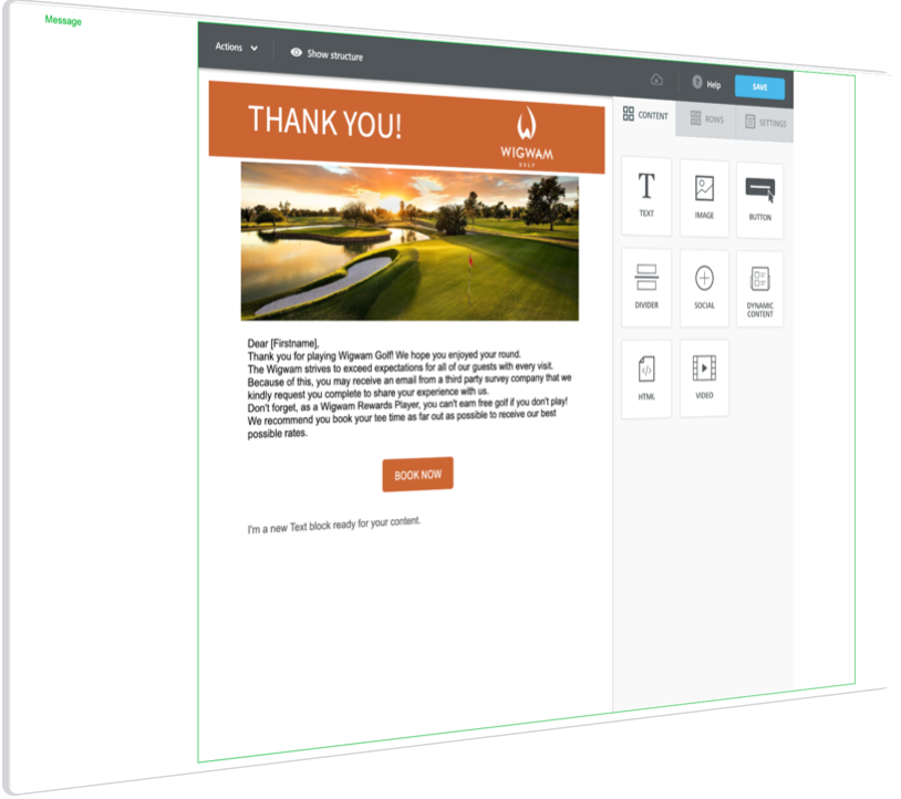 How Ratcliffe Golf Services Automates Its Email Marketing Strategy